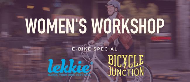 Women's Night: E-Bike Workshop