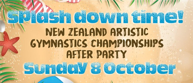 2017 NZ Artistic Gymnastics Championships - After Party