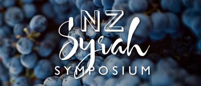 NZ Syrah Symposium Tasting