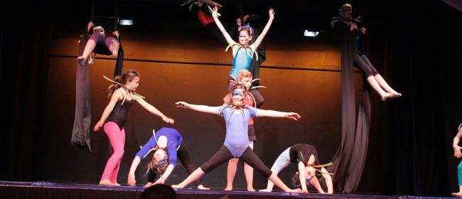 Circus Class 4 Kids