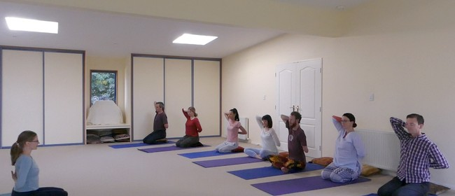 Transformation Hatha Yoga Classes