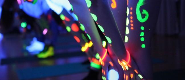 Glowga - Glow in the Dark Yoga