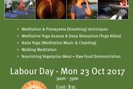Meditation Workshop - Awakening Peace Within