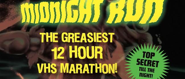 Midnight Run – Hamilton Fringe Festival 2017