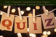 Hutt Timebank Fundraising Quiz Nights