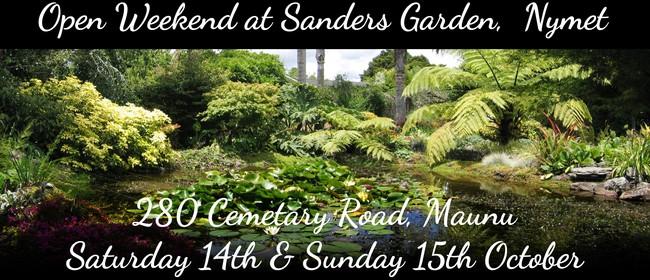 Nymet Open Garden Weekend