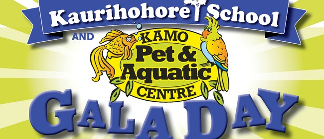 Kaurihohore School and Kamo Pet and Aquatic Centre Gala Day
