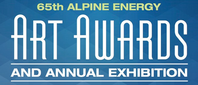 South Canterbury Art Society's Alpine Energy Art Awards