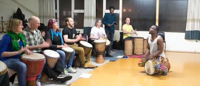 West African Traditional Drumming and Dance Workshop