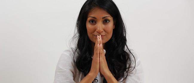 Yoga Charity Event