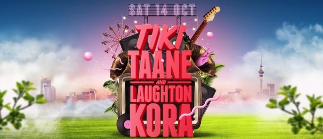 Tiki Taane & Laughton Kora