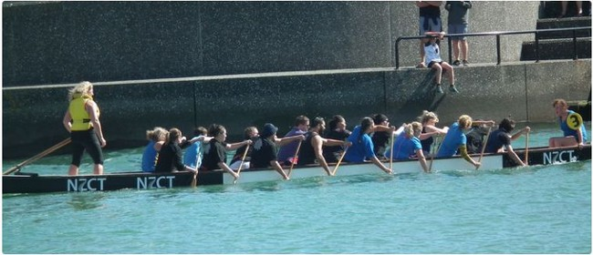 Dragon Boat Open Day