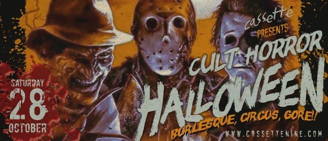 Cult Horror Halloween