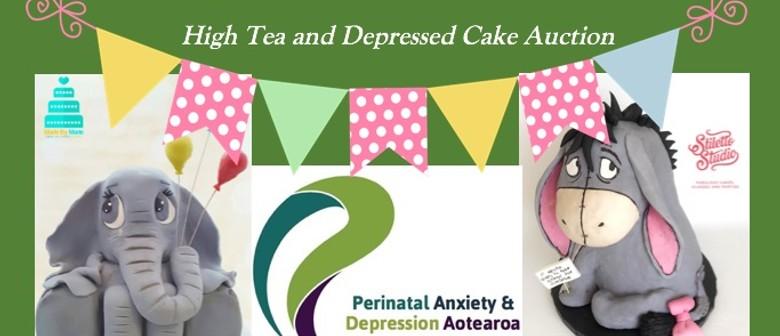 Perinatal High Tea and Depressed Cake Auction