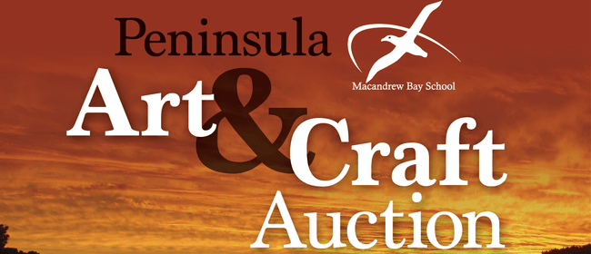 Peninsula Art & Craft Auction