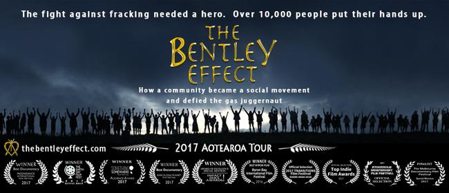 The Bentley Effect Film NZ Tour - Hokitika