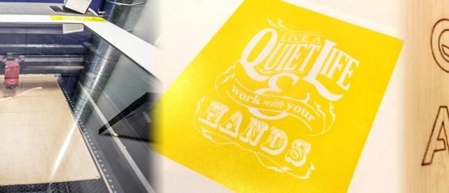Laser Cutting Design Workshop
