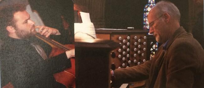 Baroque Cello and Organ Concert