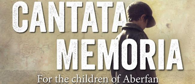Karl Jenkins' Cantata Memoria Wellington Premiere