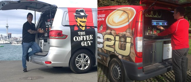 The Coffee Guy & Café2u Information Evening