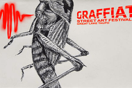 Graffiato: Taupo Street Art Festival - Artists In Action