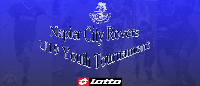 Lotto Napier City Rovers U19 National Youth Tournament