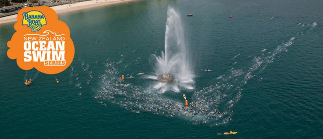 Banana Boat New Zealand Ocean Swim Series