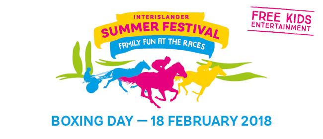 Interislander Summer Festival Greymouth Family Races