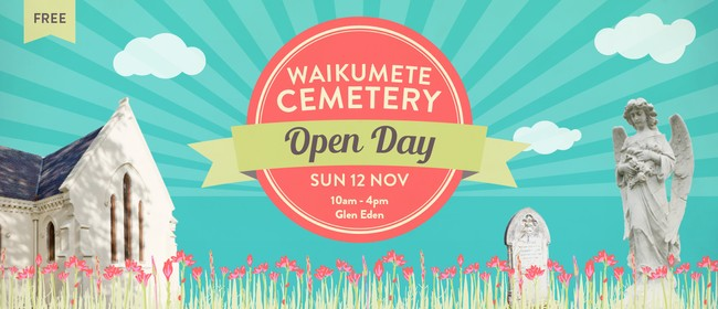 Waikumete Cemetery Open Day