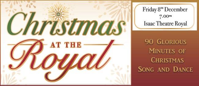 Christmas At the Royal