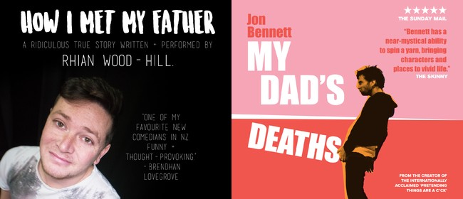 How I Met my Father & My Dad's Deaths
