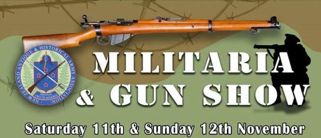 Militaria & Gun Show