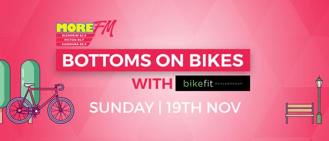 More FM's Bottoms On Bikes