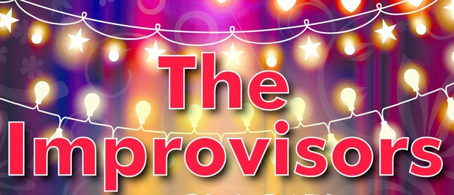 The Improvisors Cracker Christmas Game Show: CANCELLED