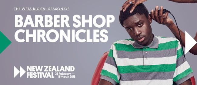 The Weta Digital Season of Barber Shop Chronicles