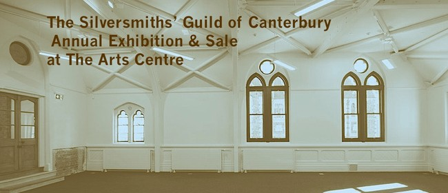 Silversmiths' Guild of Canterbury Annual Exhibition & Sale