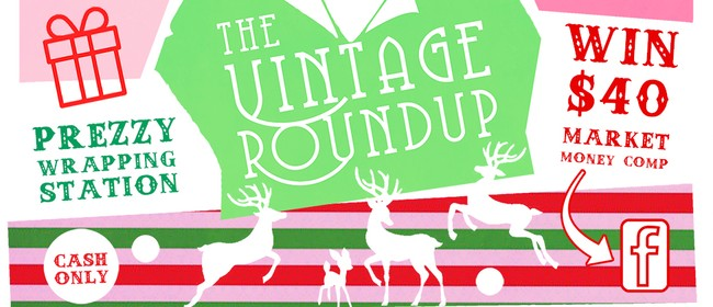 The Vintage Roundup – Clothing and Craft Market