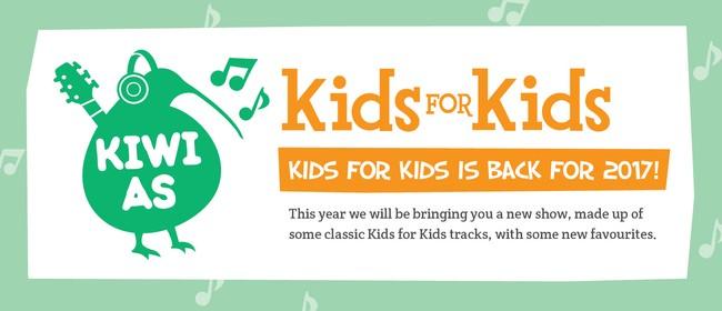Kids for Kids – Kiwi As