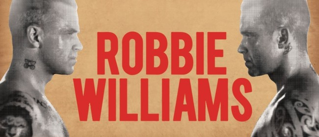 Robbie Williams with special guest Tami Neilson