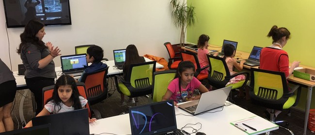 Scratchpad Holiday Programmes: Develop Games With Roblox