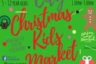 Hutt City Christmas Kids Market