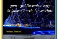 Hutt City Brass Plays Christmas