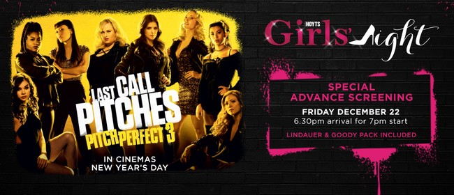 Girls' Night Out - Pitch Perfect 3