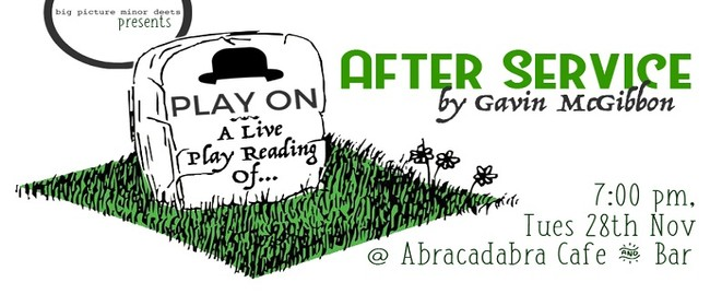 Play On: After Service by Gavin McGibbon