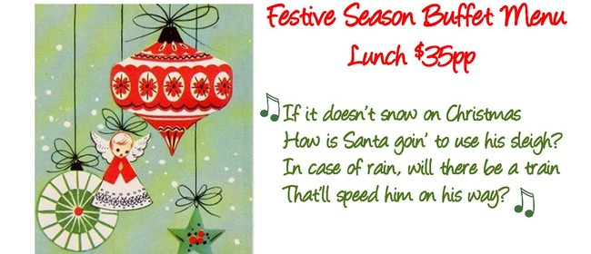 Festive Season Lunch Buffet