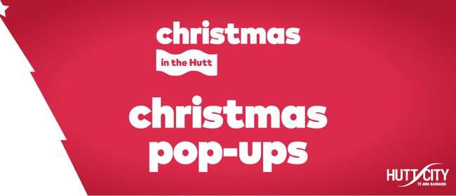 Taita Christmas Carols Pop-Up
