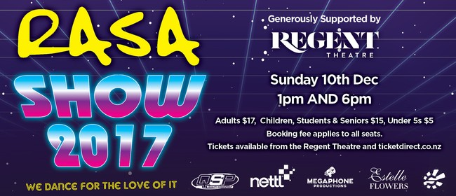 Rasa Show 2017 - We Dance for The Love of It