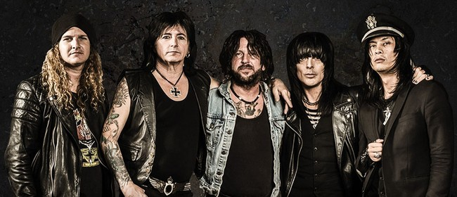 L.A Guns - The Missing Peace Tour