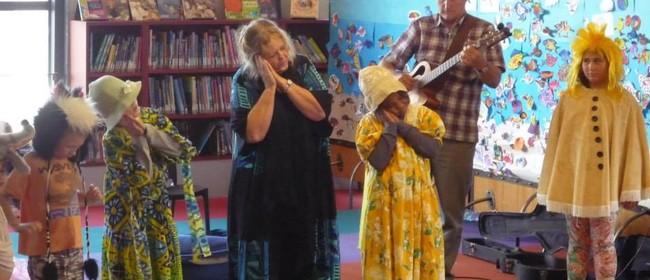 Mary Kippenberger Storytelling Performance