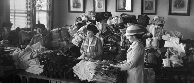 Beyond Women Knitting In the First World War: CANCELLED